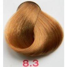 Nouvelle Lively Hair Color - Краска для волос 8.3 Золотистый Светлый Блонд, 100 мл
