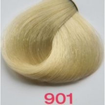 Nouvelle Lively Hair Color - Краска для волос 901 Пепельный Ультра-Светлый Блонд, 100 мл