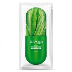 Bioaqua Aloe Jelly Mask - Маска ночная для лица с алоэ, 8 г