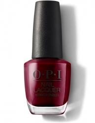 OPI - Лак для ногтей Malaga Wine OPI, 15 мл