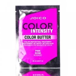 Joico Color Butter Pink - Маска тонирующая с интенсивным розовым пигментом (саше), 20 мл