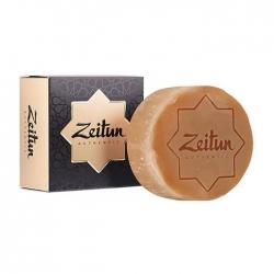 Zeitun - Алеппское мыло экстра Сосновый дёготь против акне и перхоти, 105 гр