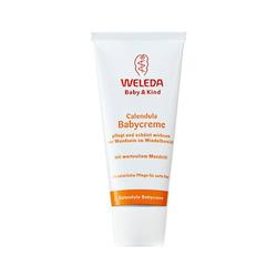 Weleda - Крем для защиты кожи в области пеленания с календулой для детей 75 мл