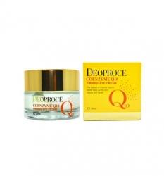 Deoproce Coenzyme Q10 Firming Eye Cream - Крем для глаз укрепляющий, 30 мл