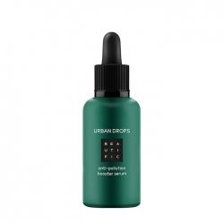 Beautific Urban Drops Anti-Pollution Booster Serum - Сыворотка-бустер для защиты кожи лица от негативного влияния городской среды, 30 мл