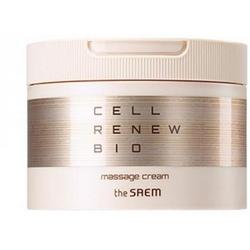 The Saem Cell Renew Bio Massage Cream - Крем антивозрастной массажный, 200 мл