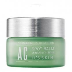It's Skin Clinical Solution AC Spot Balm - Точечный бальзам для проблемной кожи с маслом чайного дерева, 20 мл