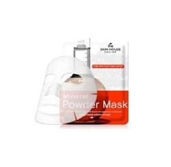 The Skin House Mineral Powder  Mask - Тканевая маска для кожи с воспалениями, 20г