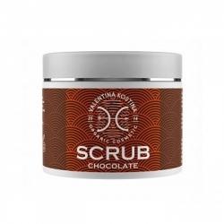 Valentina Kostina Organic Cosmetic Scrub Chocolate - Скраб для тела шоколадный, 250 мл