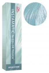 Wella Professionals Color Touch Instamatic - Интенс.тонирование без аммиака с эффектом патины Океанский шторм 60мл